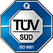 TÜV Management Service ISO 9001